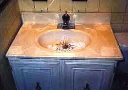 Cultured Marble Restoration